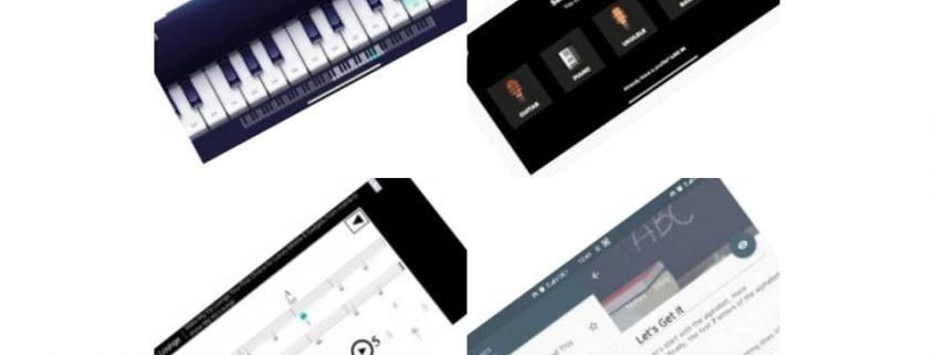 اپلیکیشن های موسیقی-گذرموسیقی